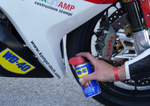 WD-40 sponsor della Biker Fest International