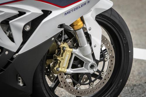 Impianto frenante Brembo (con ABS) anche per la BMW
