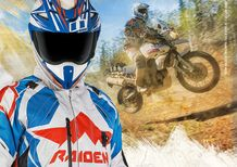 Parts Europe: collezione Icon Raiden