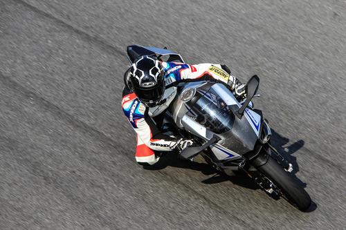 La neutralità in percorrenza è un'altra delle doti delle Metzeler Racetec RR