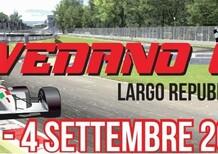 GP Italia F1 2016, Eventi: Vedano al Lambro accende Largo Repubblica