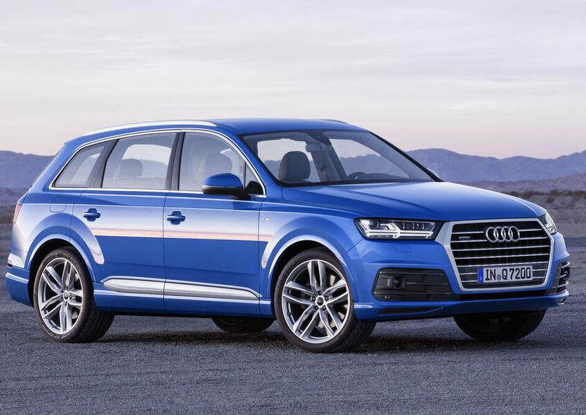 Audi Q7 3.0 TDI 272 CV quattro tiptronic Business Plus (2)