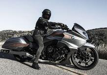 BMW Concept 101 a Villa d'Este, nuova bagger K 1600