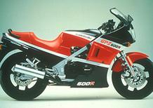 Kawasaki GPz 600 R