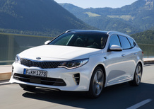 Kia Optima Sportswagon 1.7 VGT GT-Line [Video Prime Impressioni]