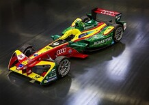 Formula E, Audi avrà un team ufficiale nel 2017/2018