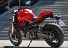 Ducati Monster 821 Stripe ABS (2015 - 17)