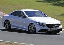 Nuova Mercedes SL: ecco il muletto al Ring