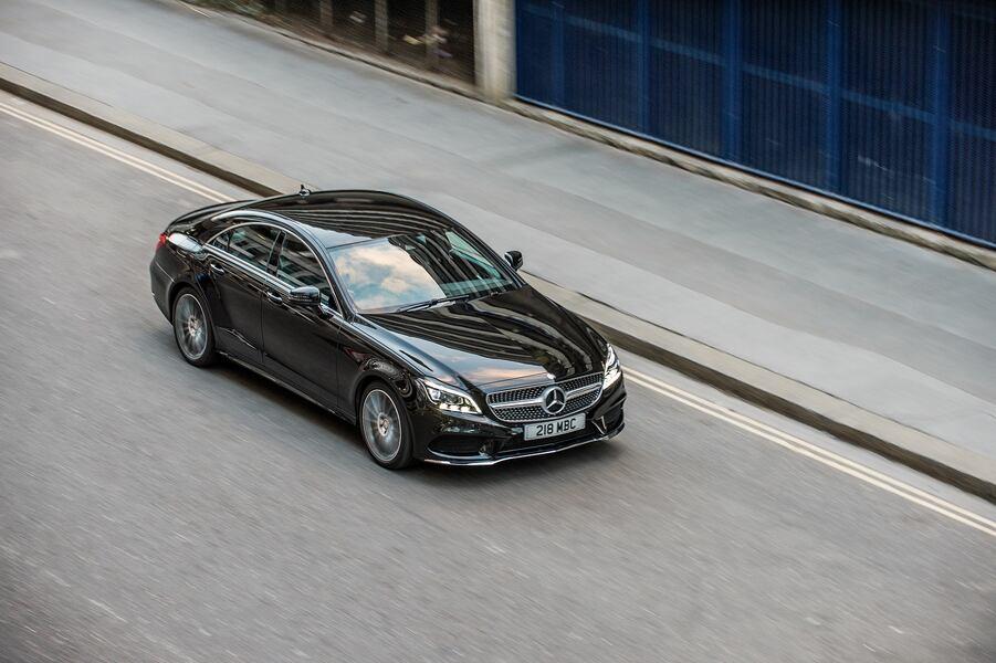 Mercedes-Benz CLS (2010->>) (5)