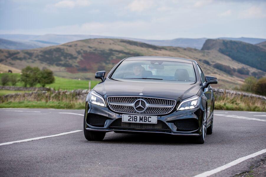 Mercedes-Benz CLS (2010->>) (2)