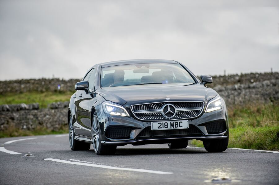Mercedes-Benz CLS (2010->>)