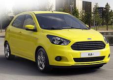 Ford Ka+ (2016->>)