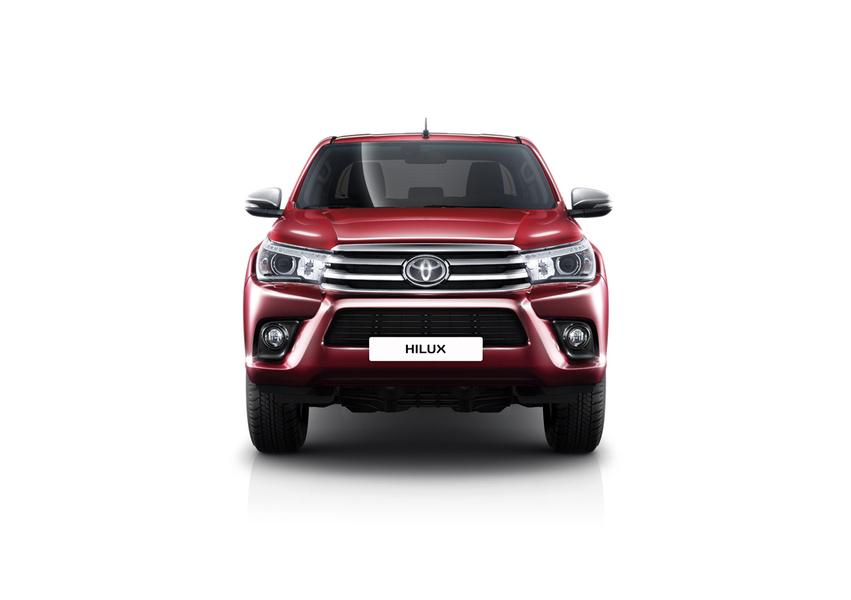 Toyota Hilux Pick-up 2.D-4D 4WD porte Double Cab Comfort (2)