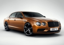 Bentley Flying Spur W12 S: l'ammiraglia da 630 CV