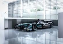 Formula E, svelata la monoposto della Jaguar