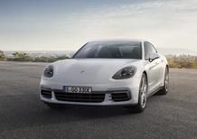 Porsche Panamera, alla gamma si aggiunge la 4 E-Hybrid
