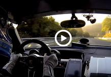 Tempi al Ring: oggi vi portiamo a bordo della Porsche 918 Spyder