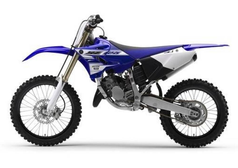 Moto Yamaha YZ 125 - 2000 - R$ 7,500.00