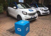 car2go: a Milano la nuova flotta smart fortwo e forfour