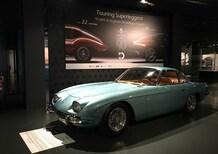 Touring Superleggera, la mostra al Museo Nazionale dell'Automobile Torino