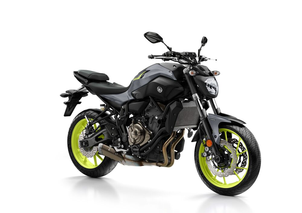 Yamaha MT-07 (2017 - 18) (5)