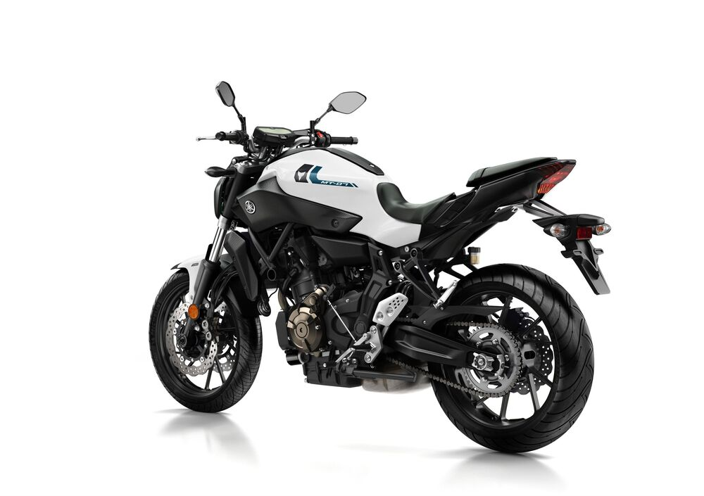 Yamaha MT-07 (2017 - 18) (3)