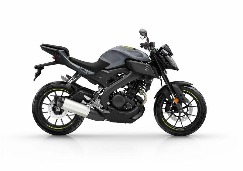 Yamaha Mt 125 Abs 2017 19 Prezzo E Scheda Tecnica Moto It