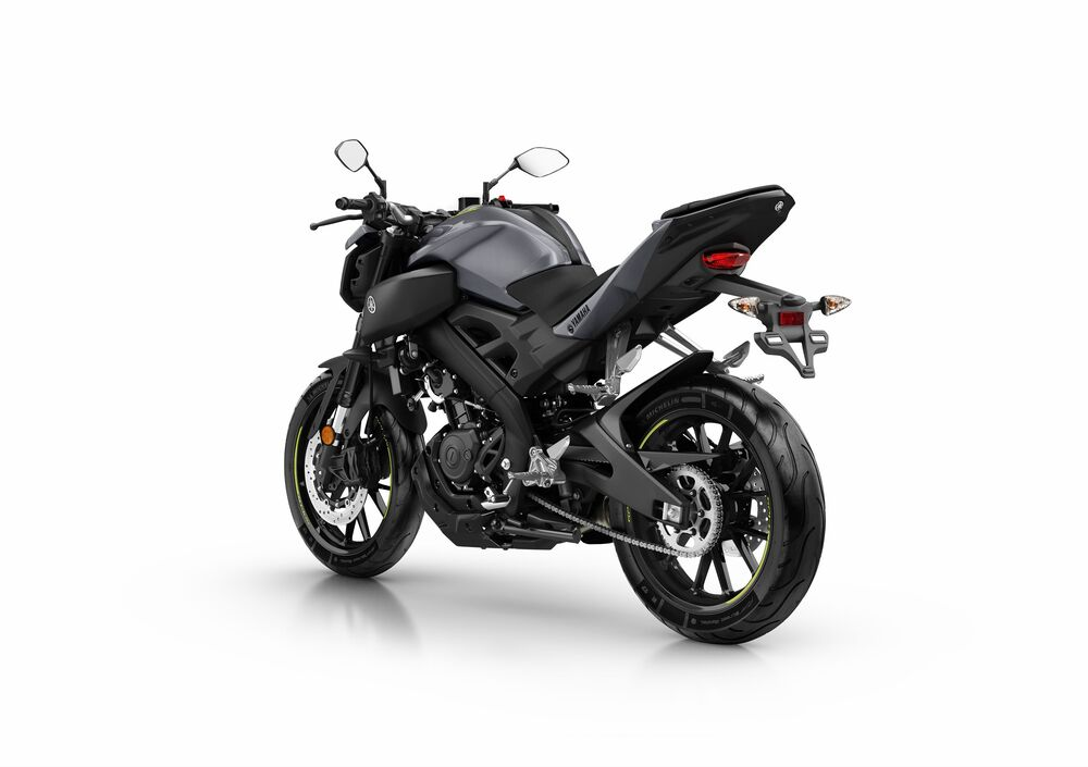 yamaha mt 125 abs 2017 19 prezzo e scheda tecnica. Black Bedroom Furniture Sets. Home Design Ideas