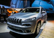 Jeep al Salone di Parigi 2016