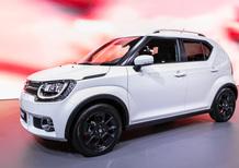 Suzuki al Salone di Parigi 2016 [Video]