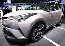 Salone di Parigi 2016: la nuova Toyota C-HR [Video]