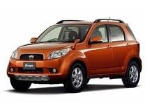 Daihatsu new Terios (Be-Go)