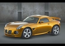 "Pontiac Solstice ""Weekend Club Racer"""