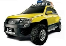 Suzuki Grand Vitara ASC