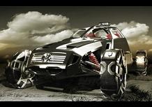 Mercedes Mojave Runner