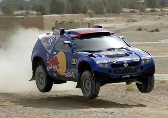 Dakar Rally 2006: il super team Volkswagen è pronto
