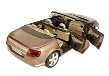 Peugeot 407 CC Concept