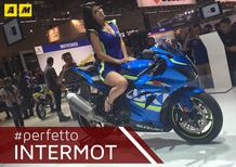 Suzuki GSX-R1000 2017  a Intermot 2016. Il video