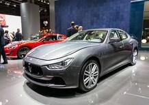 Maserati Ghibli MY 2017 vs Mercedes Classe E: il confronto al Salone di Parigi