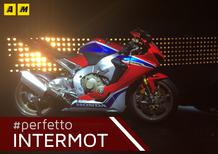 Honda Fireblade CBR1000RR SP e CBR1000RR SP2 ad Intermot 2016. Il video