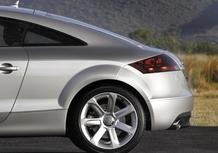 Audi nuova TT