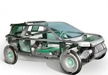 Land Rover e-Terrain System
