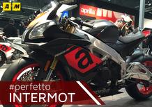 Aprilia RSV4 RR e RF  2017 a Intermot 2016: il video