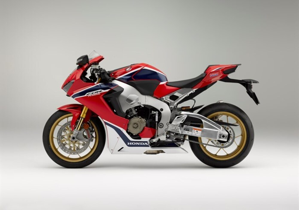 Honda CBR 1000 RR Fireblade SP2 (2017 - 18)