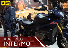 BMW K1600GT, S1000RR, S1000R ed S1000XR 2017 ad Intermot 2016: il video
