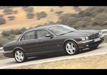 Jaguar da record 1.000 miglia con un pieno per la XJ 2.7 Diesel