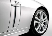 Premiato il Pedestrian Impact Safety della Jaguar XK