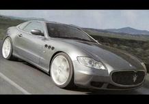 Maserati nuova Coupé
