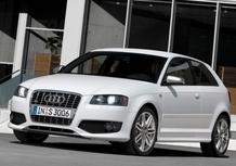 Audi nuova S3