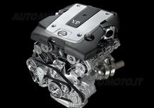 Nissan nuovo VQ35HR